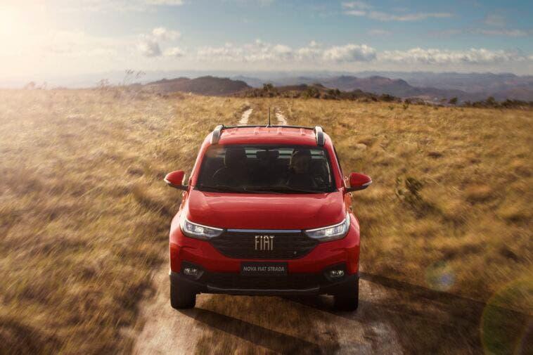 Fiat mercato sudamericano primo trimestre 2021