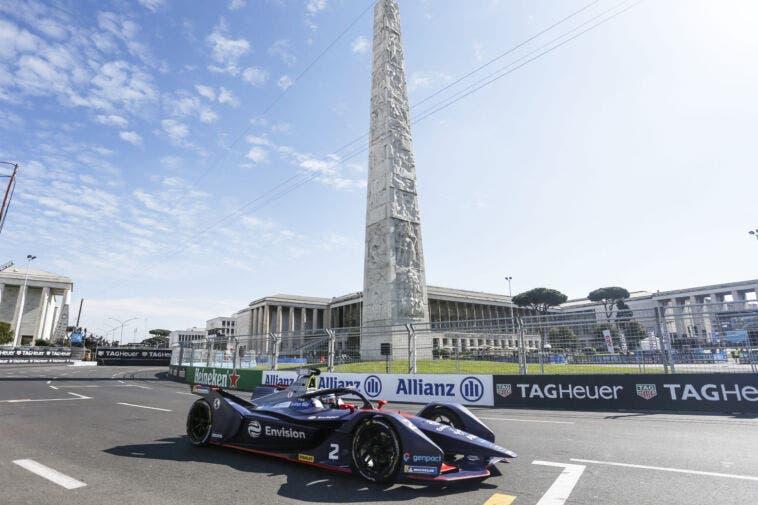 Formula E il 10 e 11 aprile 2021