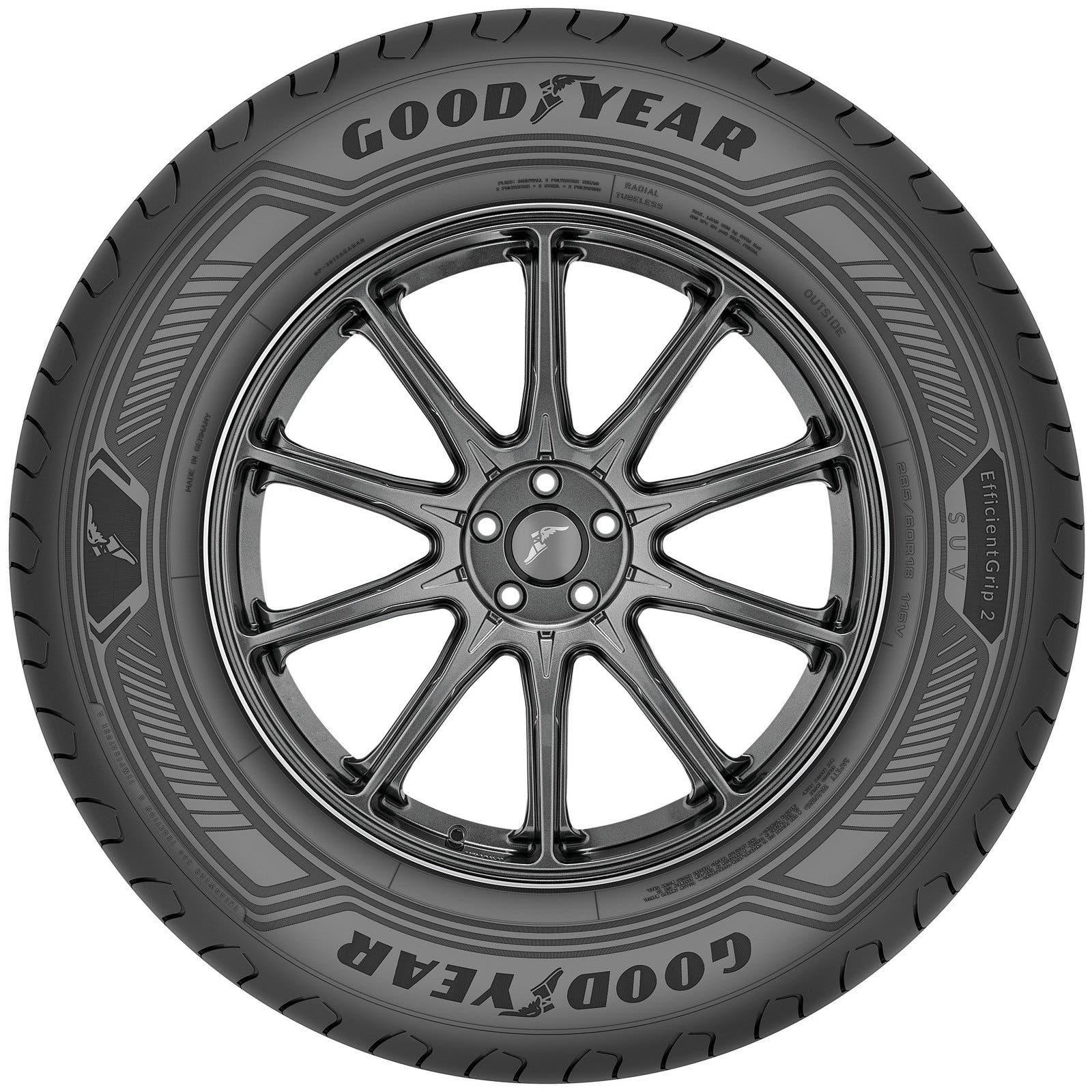 Goodyear EfficientGrip 2 SUV