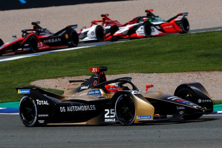 Jean-Éric Vergne secondo E-Prix Valencia