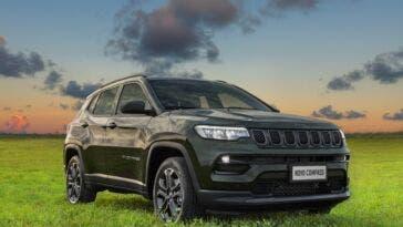 Jeep Compass 2022 Brasile