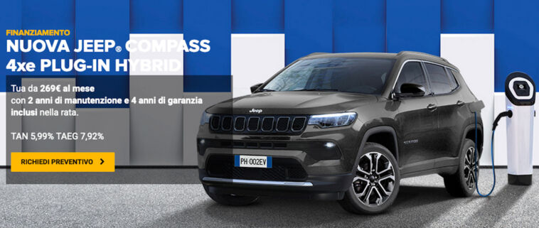 Jeep Compass 4xe JEEP Excellence