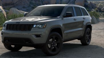 Jeep Grand Cherokee Freedom Edition 2021
