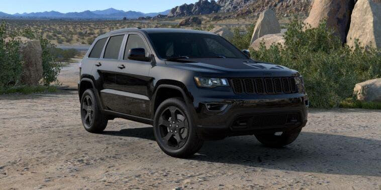 Jeep Grand Cherokee Freedom Edition 2021