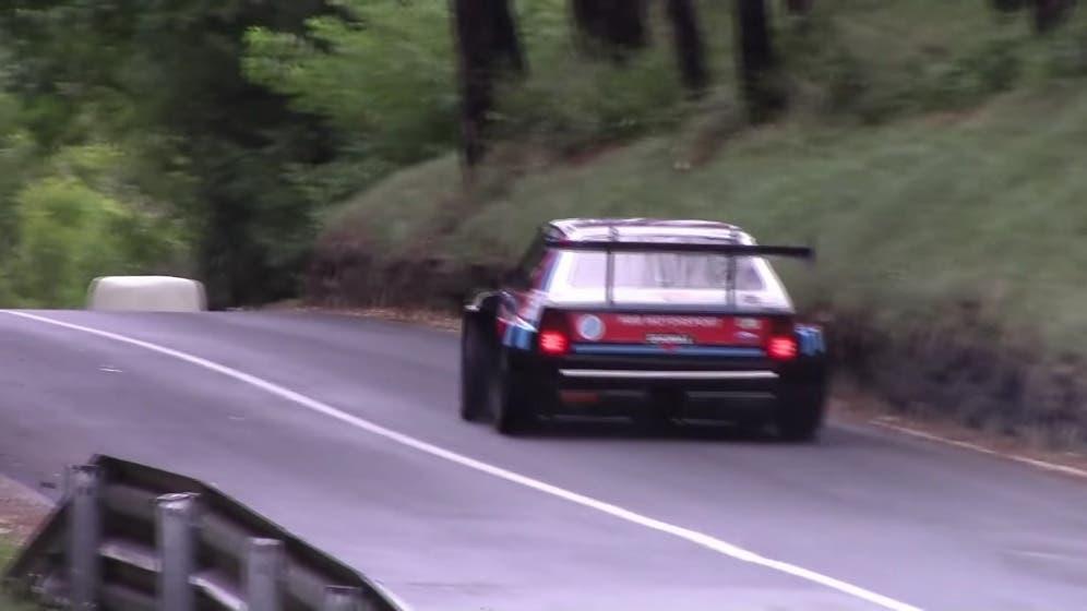 Lancia Delta HF Integrale Evo 700 CV Bubnic