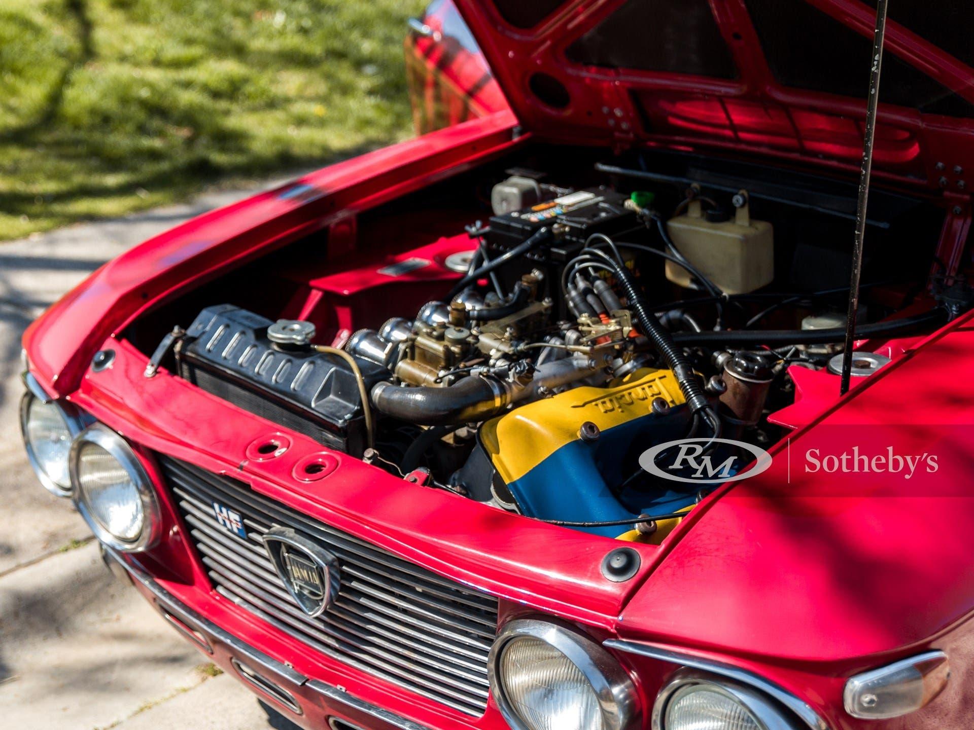 Lancia Fulvia Coupé 1.2 HF 1966 asta