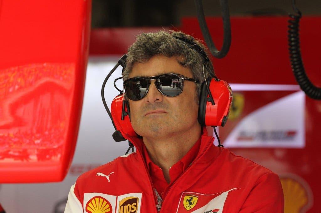 Marco Mattiacci Ferrari