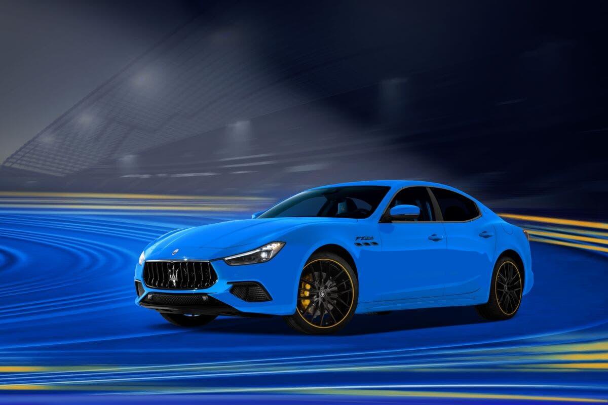 Maserati Ghibli Levante F Tributo Special Edition