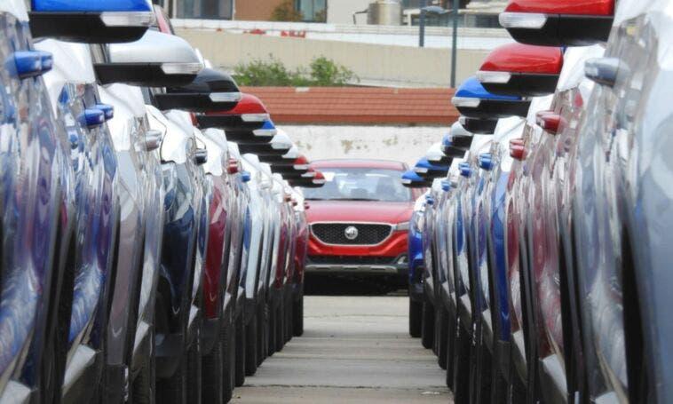 Mercato auto nei Paesi europei a marzo 2021