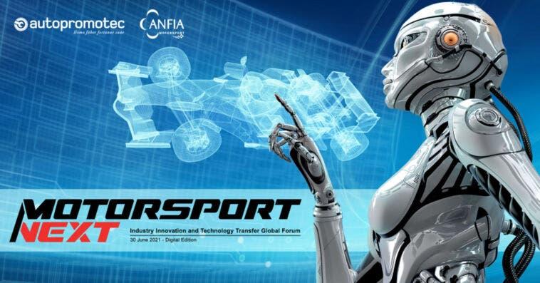 Motorsport NEXT visual