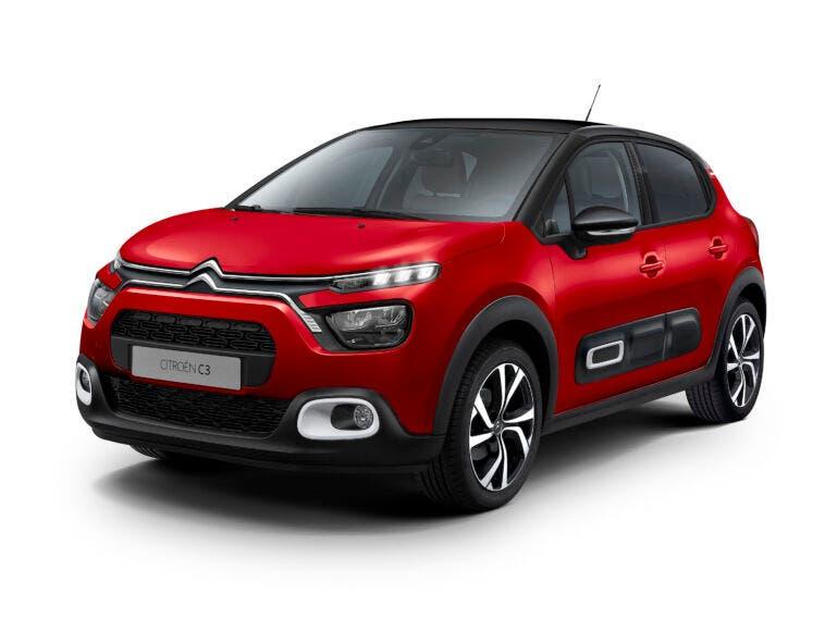 Nuova Citroën C3 successo Italia