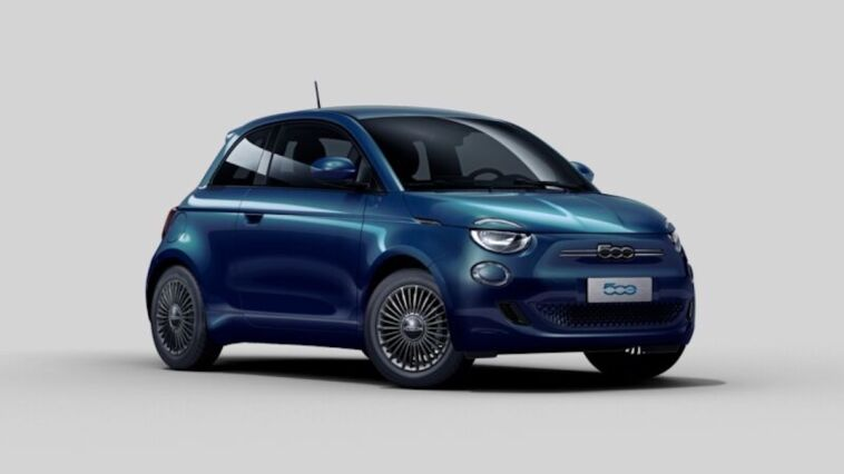 Nuova Fiat 500 Elettrica Icon