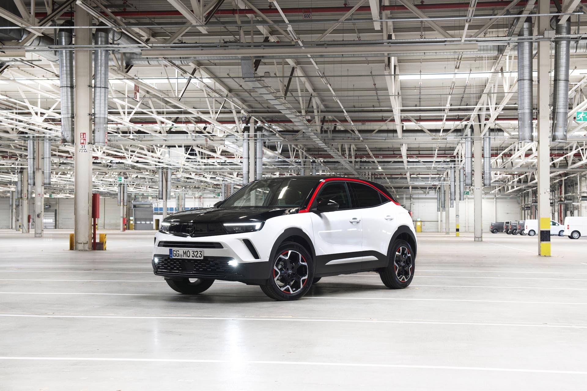 Nuovo Opel Mokka innovazione