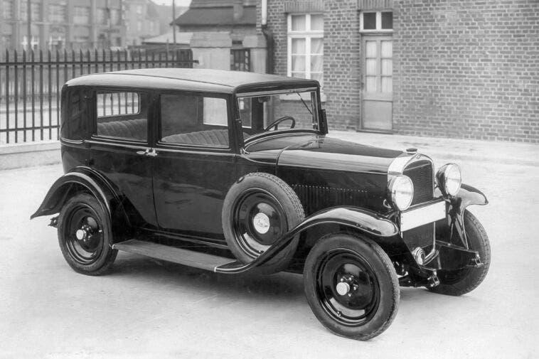 Opel 1.8 Liter 90 anni