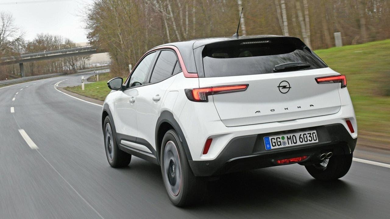 Opel Mokka GS Line+ Spagna