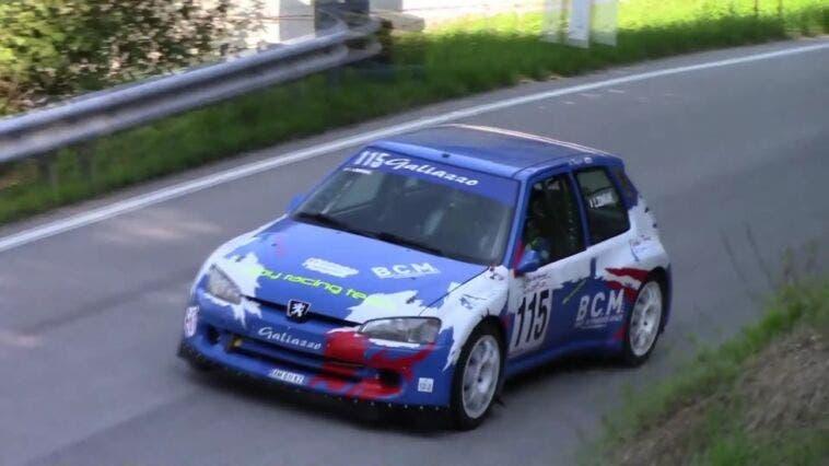 Peugeot 106 kit-car Maxi
