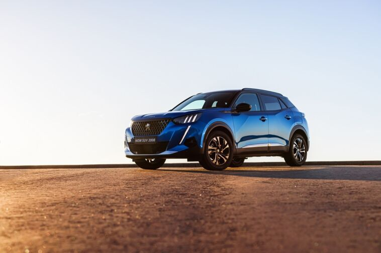 Peugeot 2008 Best SUV of the Year 2021
