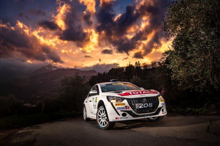 Peugeot 208 Rally 4 Nucita