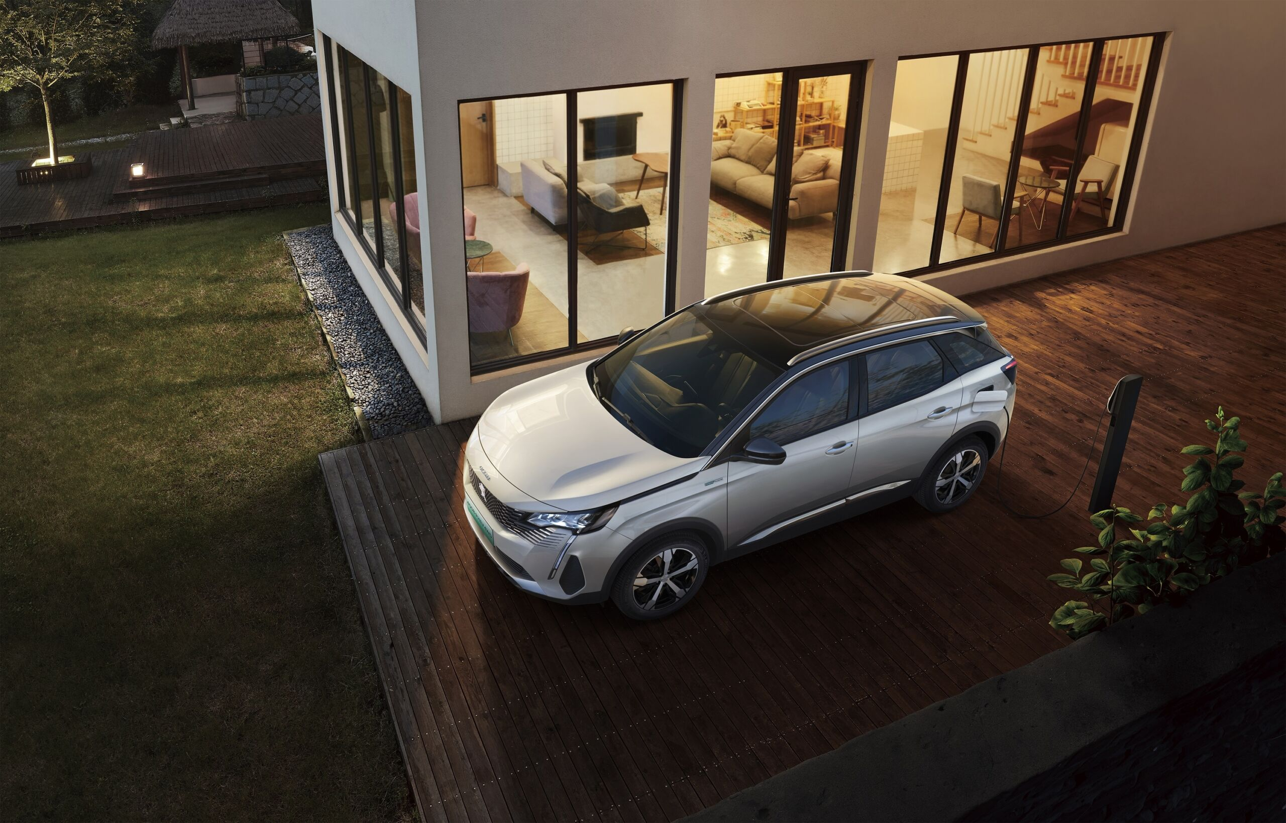 Peugeot gamma SUV Cina