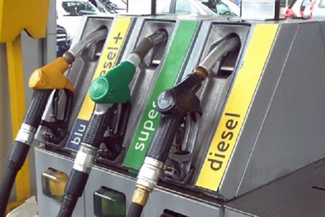 Prezzo del carburante in Itali