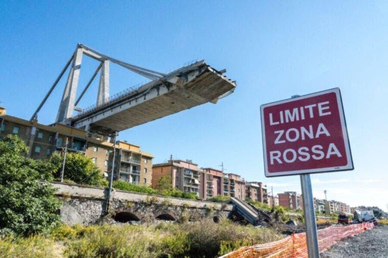 Ponte Genova ipotesi maxi omicidio stradale