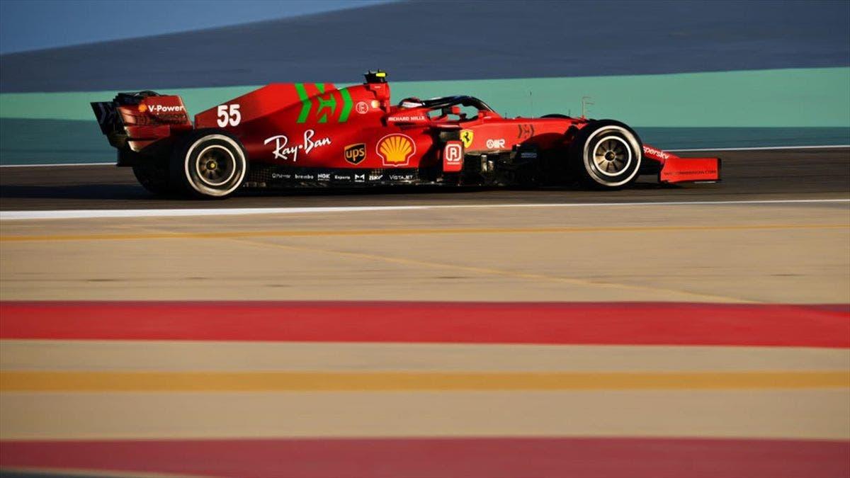 Carlos Sainz Bahrain