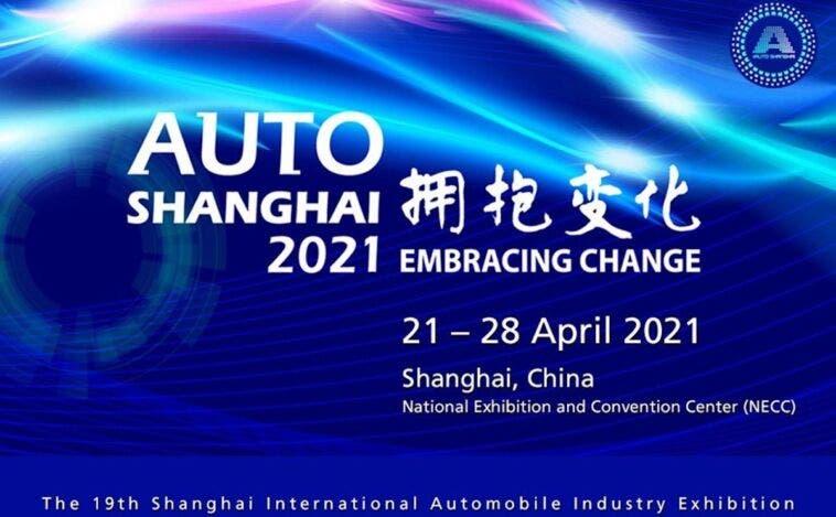 Salone di Shanghai 2021 teaser