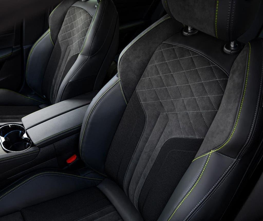 Peugeot 508 PSE interni