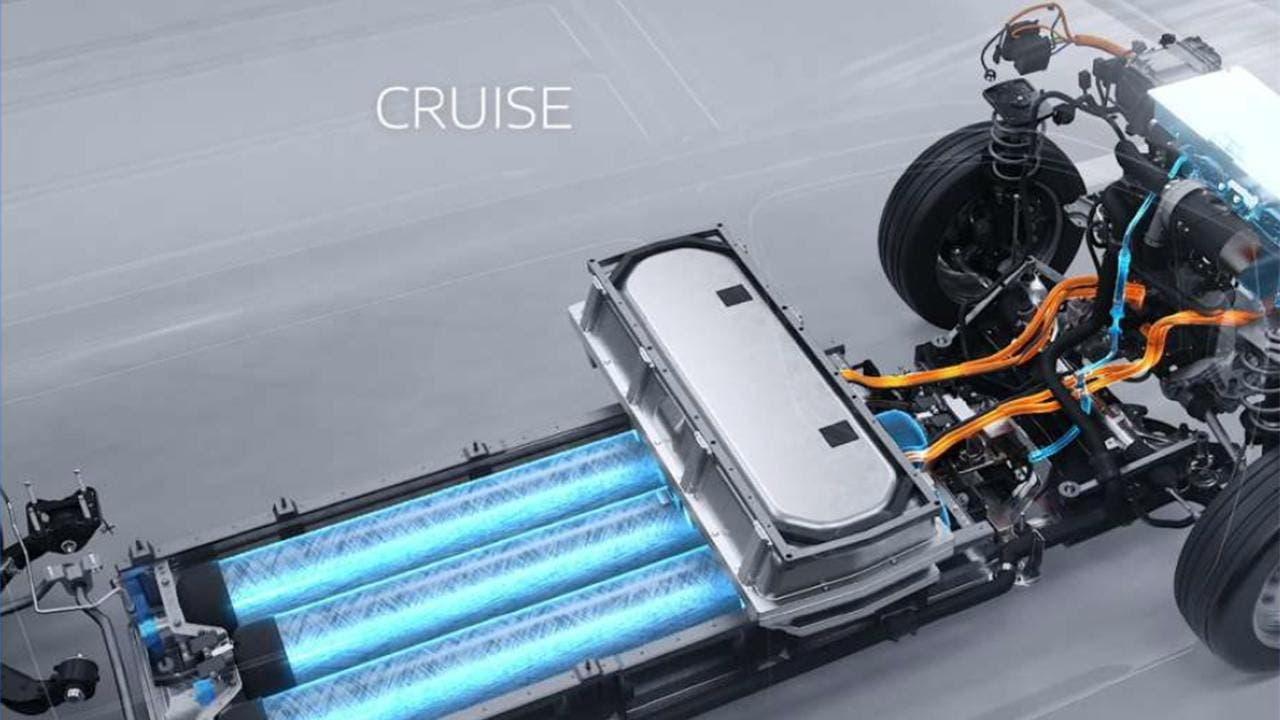 Stellantis nuova gamma veicoli commerciali idrogeno
