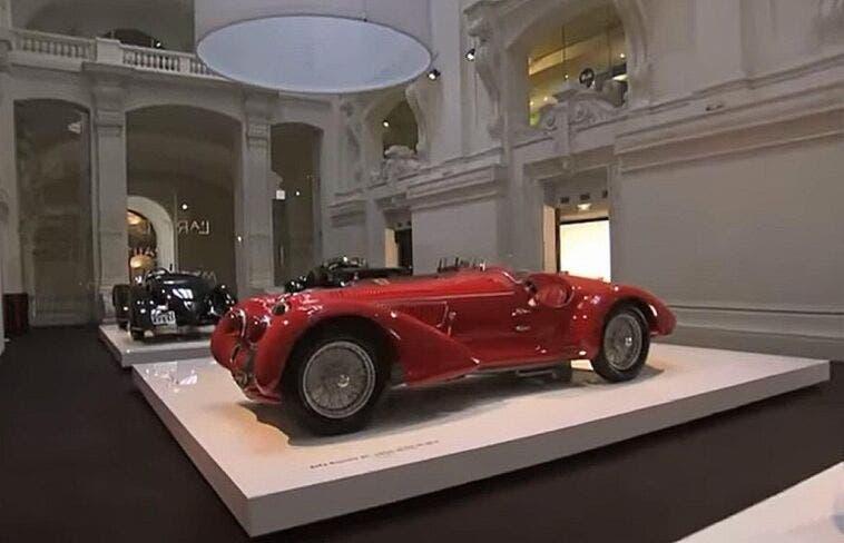 Alfa Romeo 8C 2900 B Mille Miglia