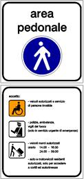 area-pedonale