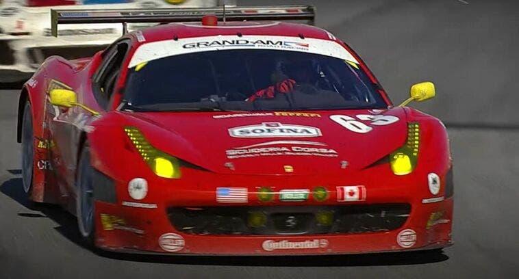 Ferrari alla 24 Ore di Daytona
