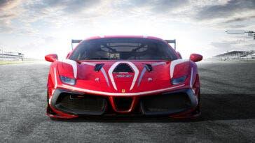Ferrari 488 Challenge EVO 2021