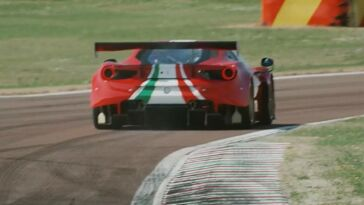 Ferrari 488 GT Competizione