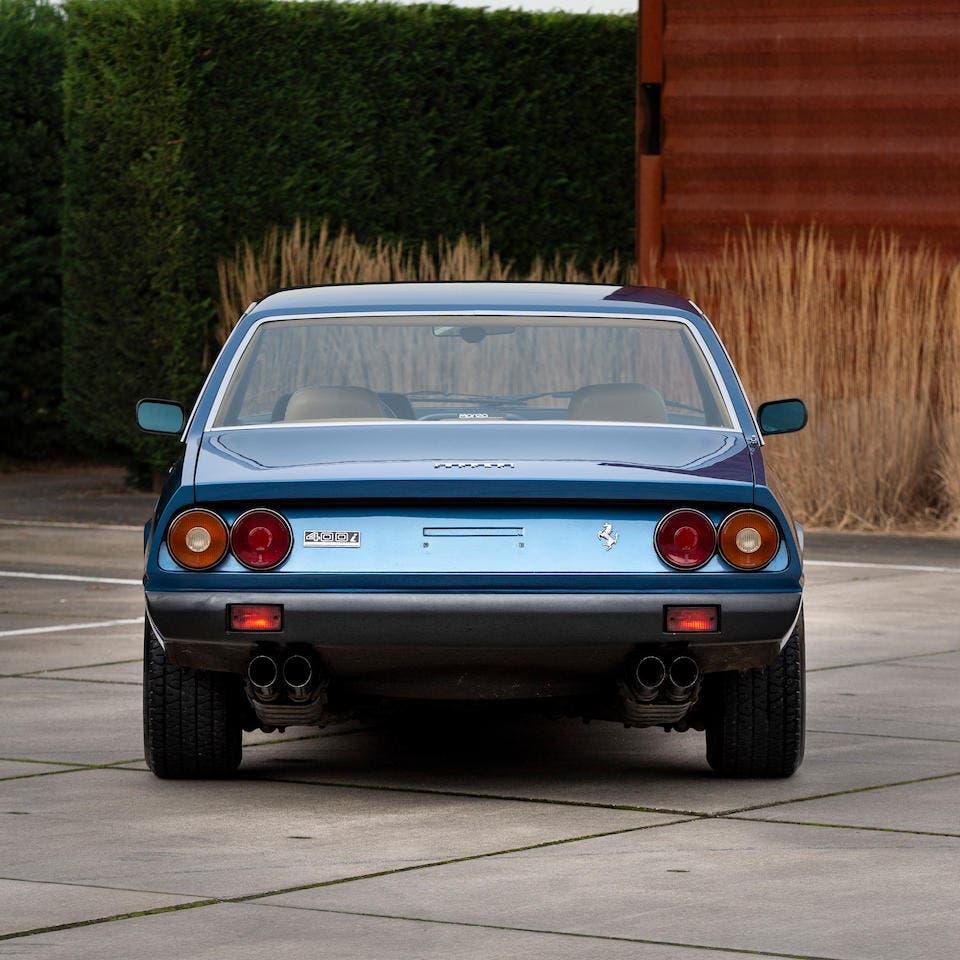 Ferrari 400i Piero Ferrari