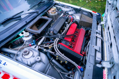 Lancia Delta HF Integrale Jolly Club