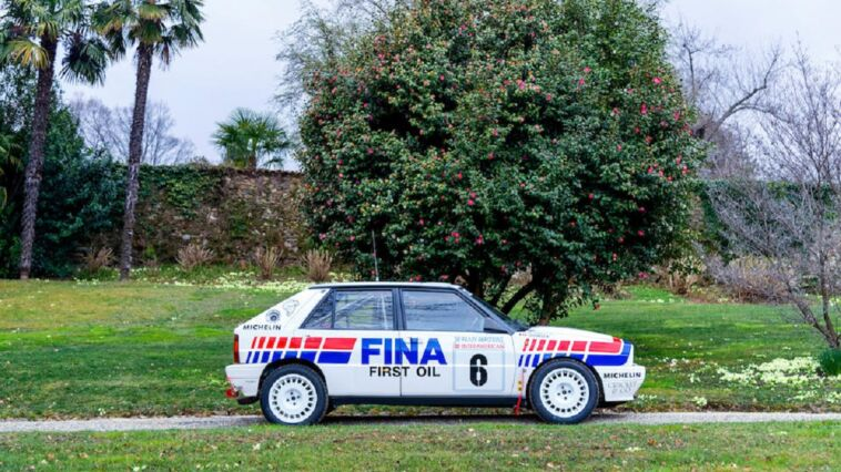 Lancia Delta HF Integrale Jolly Club