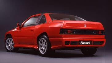 Maserati Shamal posteriore