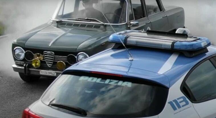 Alfa Romeo Polizia di Stato