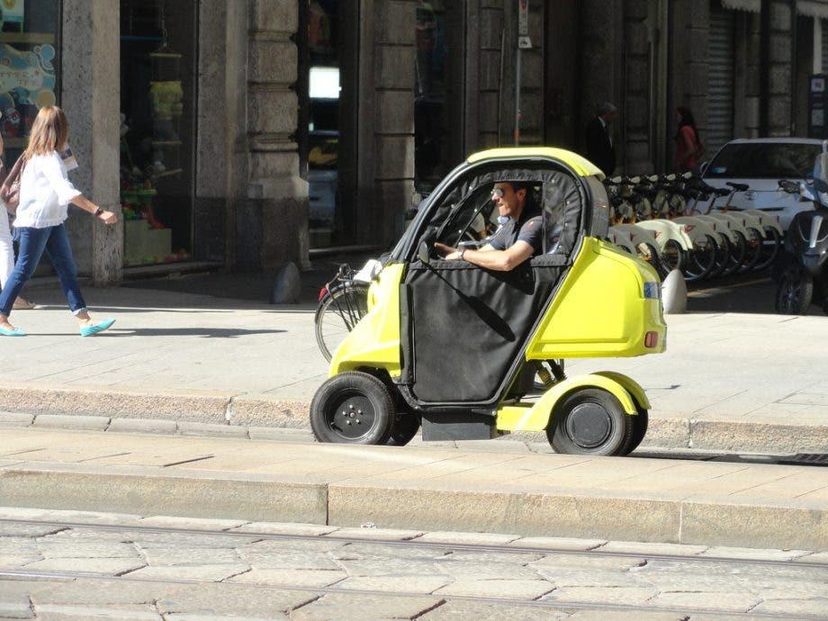quadriciclo leggero senza patente