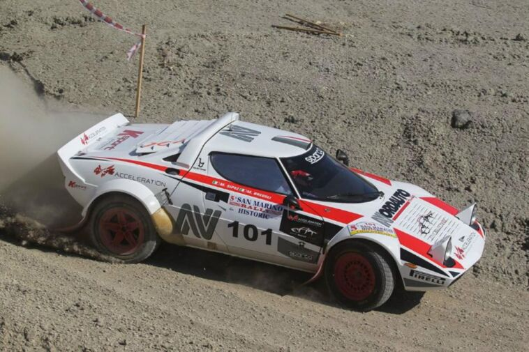 San Marino Rally 2020