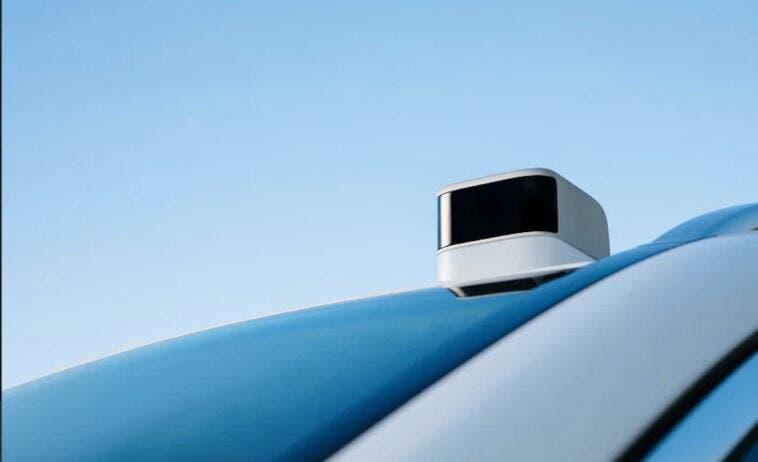 Aeva sensore LiDAR guida autonoma