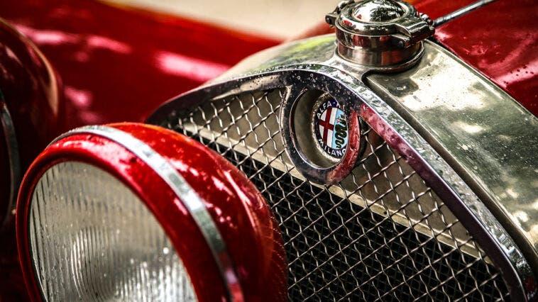 Alfa Romeo 1000 Miglia 2021