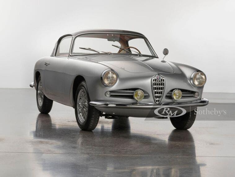 Alfa Romeo 1900C Super Sprint 1956 asta