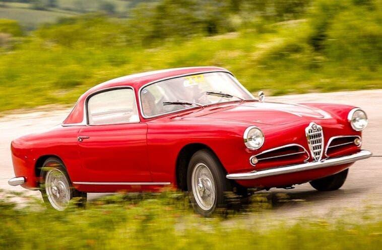 Alfa Romeo 1900C Super Sprint Motor Klassik Awards 2021