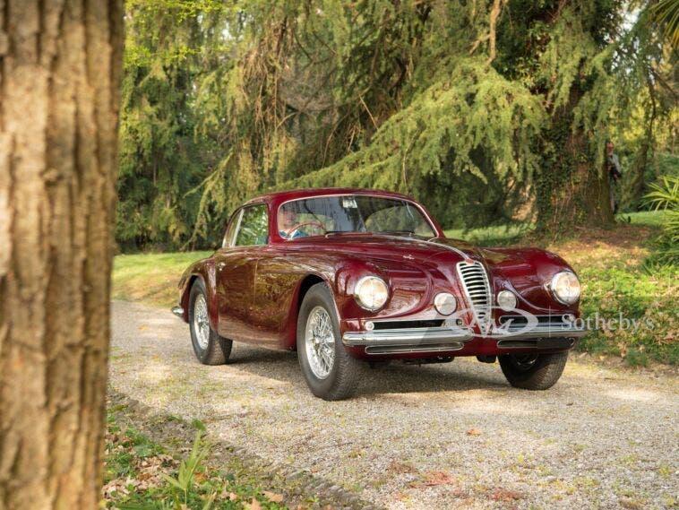 Alfa Romeo 6C 2500 SS Villa d'Este 1951 asta