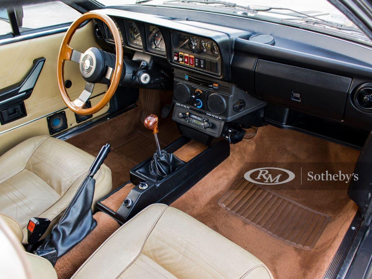 Alfa Romeo GTV 6 Mario Andretti