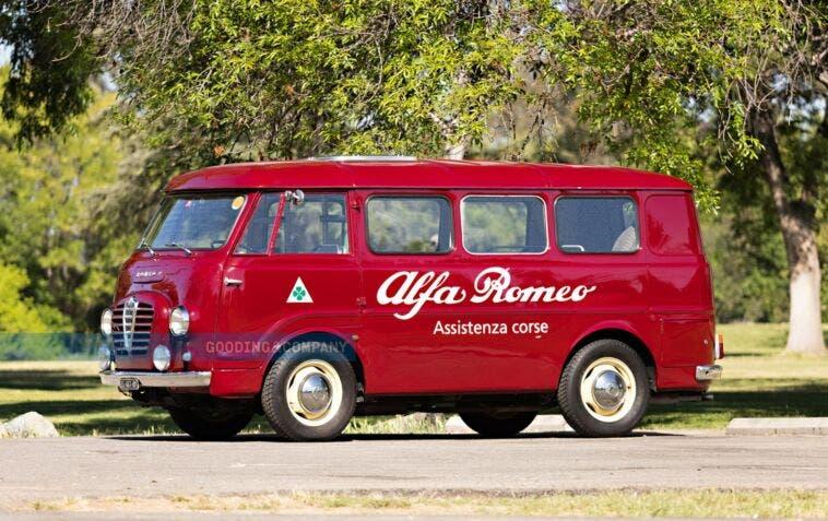 Alfa Romeo Romeo 2 1961 asta