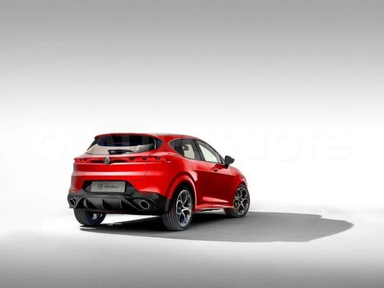 B-SUV Alfa Romeo
