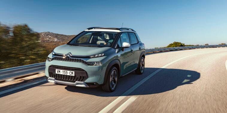 Citroën C3 Aircross benessere bordo
